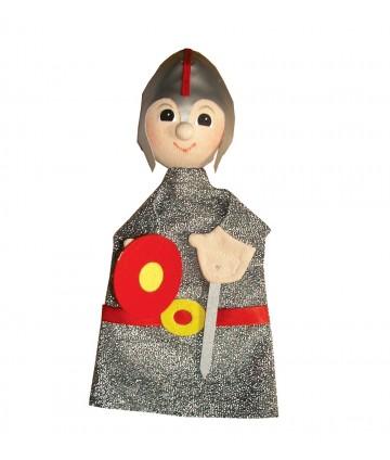 Marionnette à main chevalier