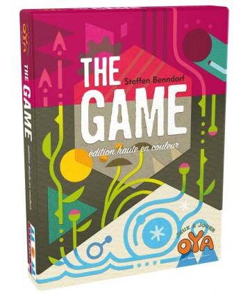 The Game haut en couleur
