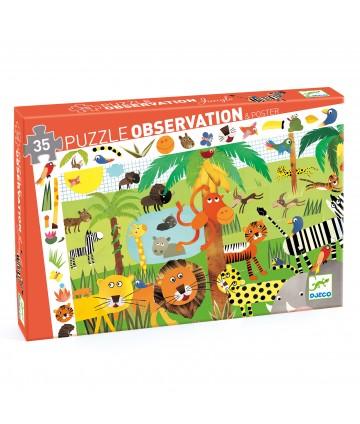 Puzzle observation la...