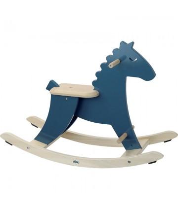 Hudada cheval à bascule...
