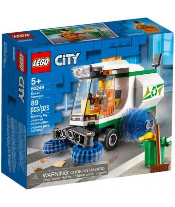 Lego City - La balayeuse de...