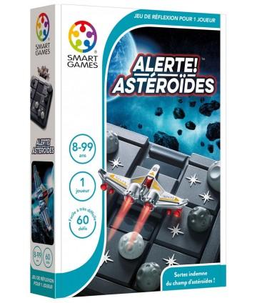 Alerte ! Astéroïdes