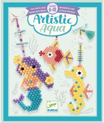 Artistic aqua - collage à...