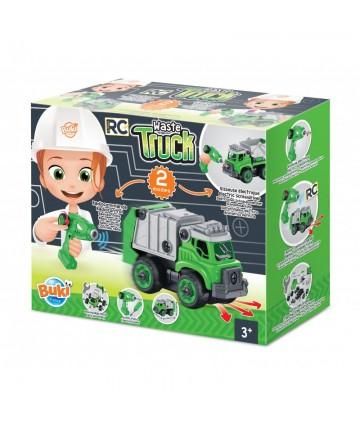 Junior ingénieur - camion...