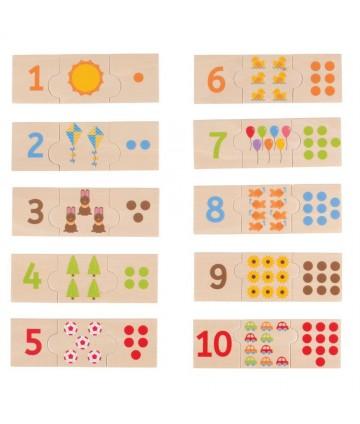 Puzzle - nombres