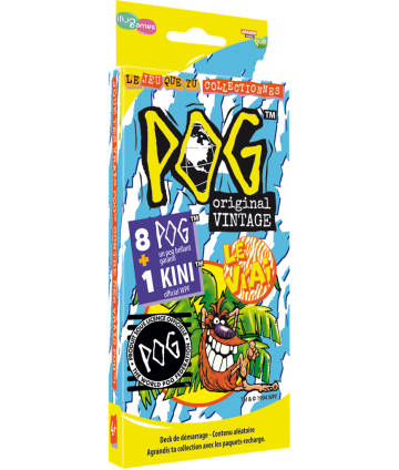 POG starter série 1