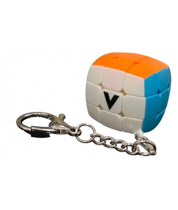 Porte clé V-cube plat