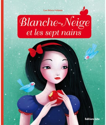 Mini conte Blanche  Neige