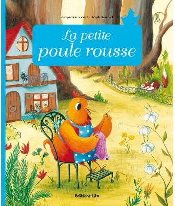 Mini conte Petite poule rousse