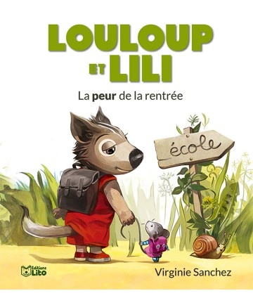 Louloup et Lili - La peur...