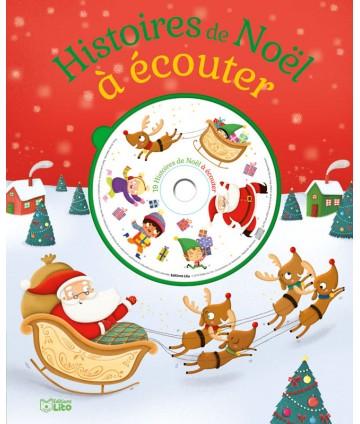 Livre-CD Histoires de Noël...