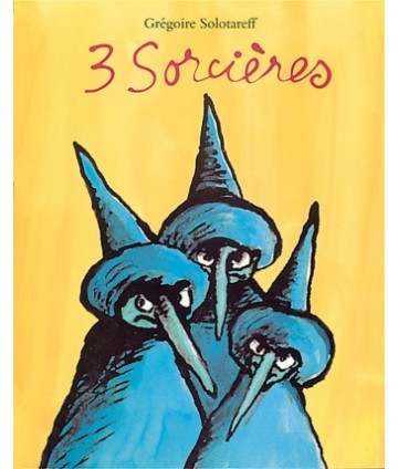 3 sorcières (coll. Lutins)