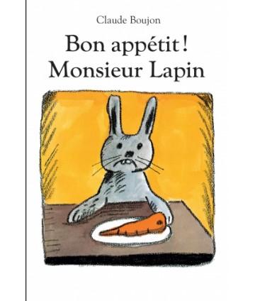 Bon appétit ! Monsieur...