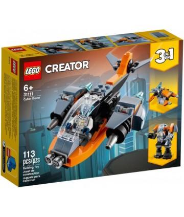 Lego Creator Le cyber drone