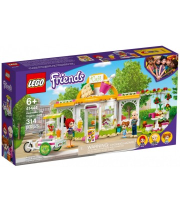 Lego Friends - Le café...