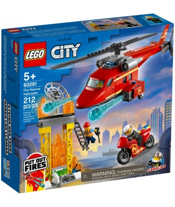 Lego City - L'hélicoptère...