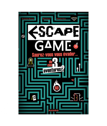 Escape game - Saurez-vous...