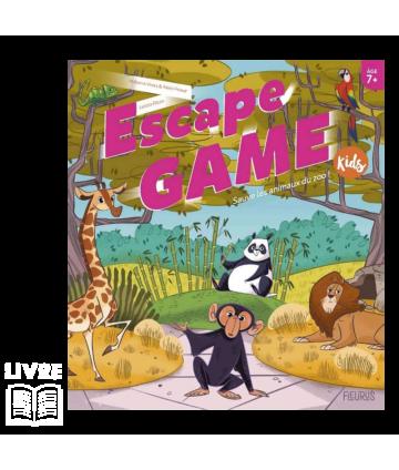 Escape game kids 2 -Sauve...