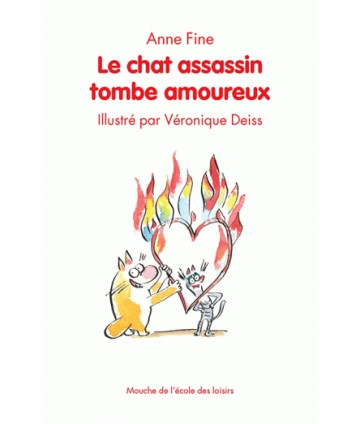 Le chat assassin tombe...