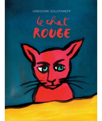 Le chat rouge (coll. Lutins)
