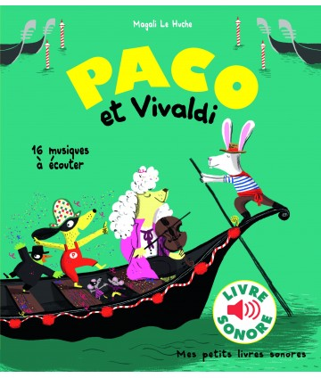 Paco et Vivaldi