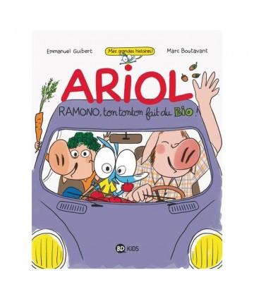 Ariol - Ramono, tontonton...
