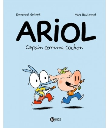 Ariol T03 - Copain comme...