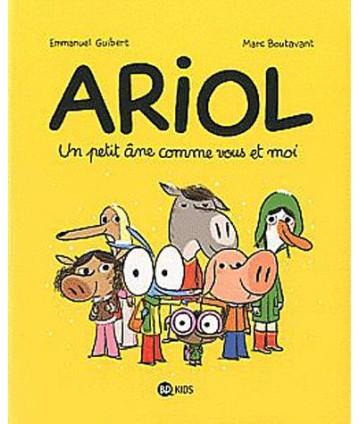 Ariol T01 - Un petit âne...