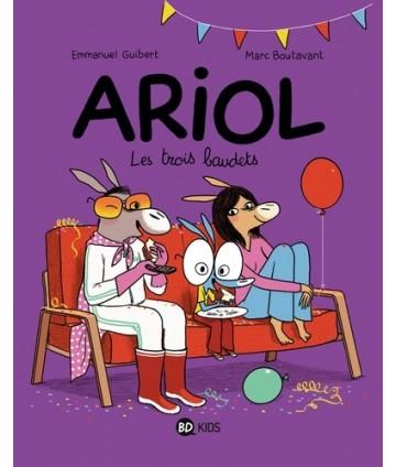 Ariol T08 - Les trois baudets
