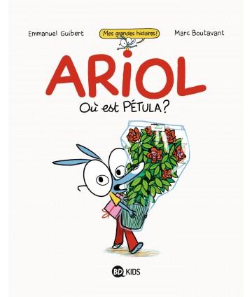 Ariol - Où est Pétula ?