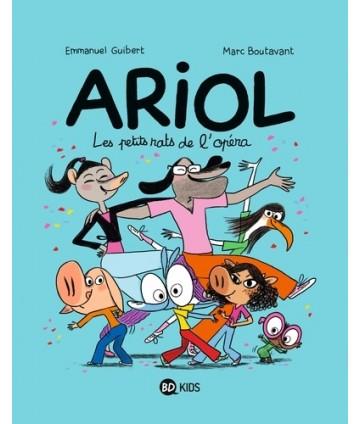 Ariol T10 - Les petits rats...