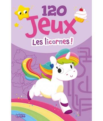 120 jeux - Les licornes