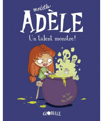 Mortelle Adèle T6 - Un...
