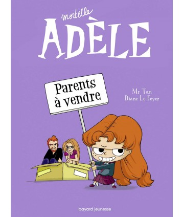 Mortelle Adèle T8 - Parents...