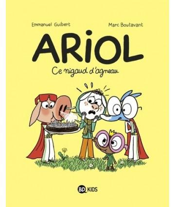 Ariol T14 - Ce nigaud d'agneau