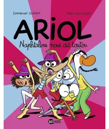 Ariol T16 - Naphtaline nous...
