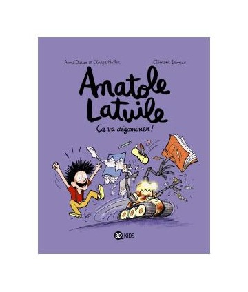 Anatole Latuile T07 - Ca va...