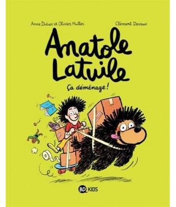 Anatole Latuile T09 - Ca...