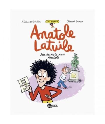 Anatole Latuile T3 - Jeu de...