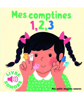 Mes comptines 1, 2, 3 (MPIS)