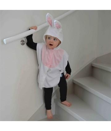 Cape de lapin bébé 1-3 ans