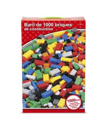 Baril 1000 briques de...