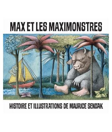 Max et les Maximonstres -...