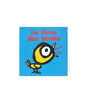 Le livre des bruits (carton...