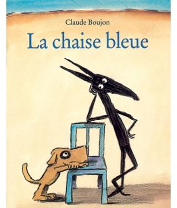 La chaise bleue (coll. Lutins)