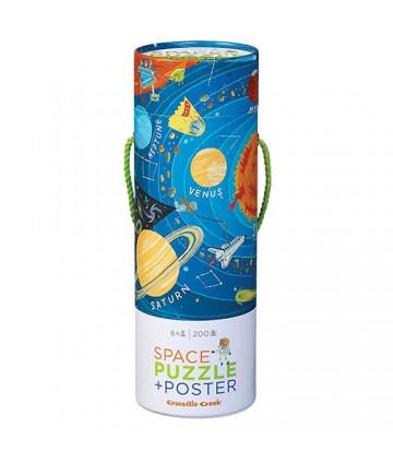 Puzzle et poster - Espace...