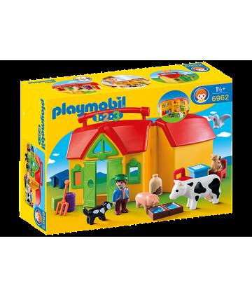 Playmobil 123 Ferme...