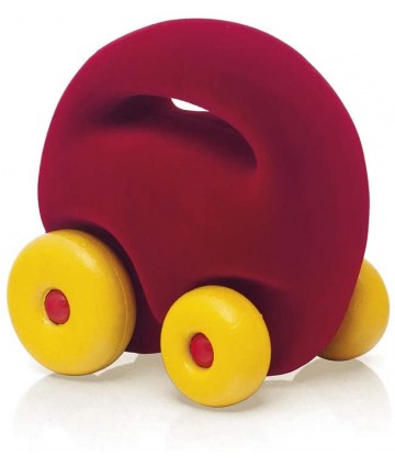 Mascot car rouge Rubbabu