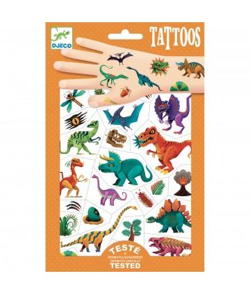Tatouages Dino club