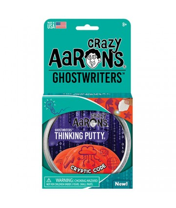 Crazy Aarons : Cryptic Code...